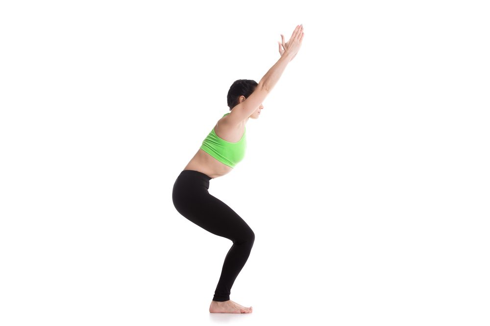 The 6 Best Yoga Poses For Rapid  Permanent Weight Loss
