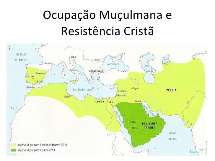 Ocupação Muçulmana