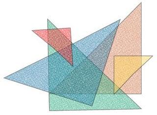 Figuras geométricas e semelhanças