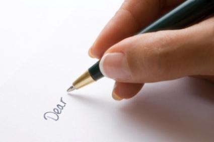 Ficha de Trabalho – Escrever uma carta (1)