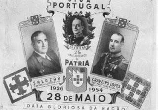 O golpe militar de 28 de Maio de 1926