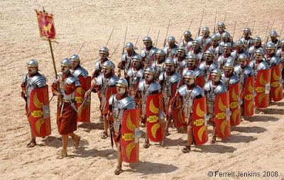 Teste Diagnóstico – O mundo romano no apogeu do império (3)