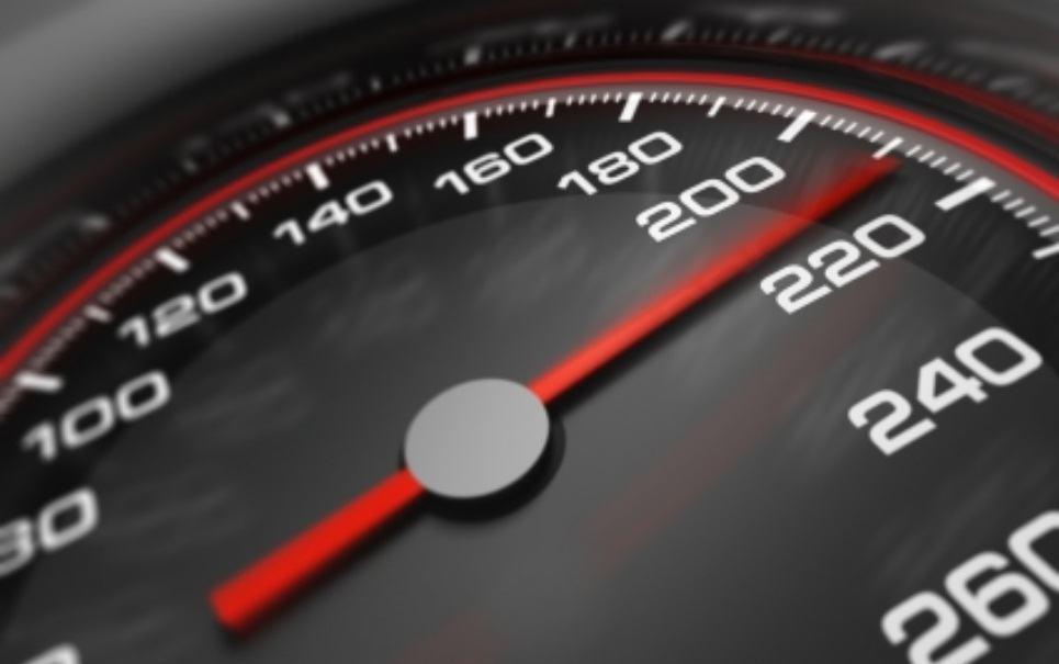 A Rapidez média e a velocidade