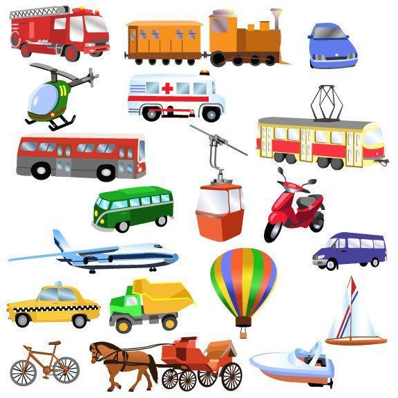 Jogo – Meios de Transporte (1)