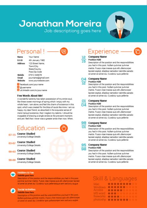 3 Tips Membuat CV Yang Menarik BEM FKB Telkom University