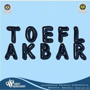TOEFL AKBAR