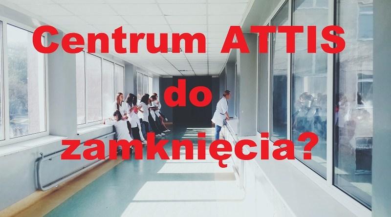 Kolejki do lekarza rosną, a szpital ATTIS  świeci pustkami.