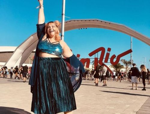 Rock in Rio Plus Size
