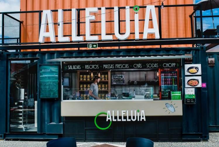 Inspiração italiana no Mercado Sal