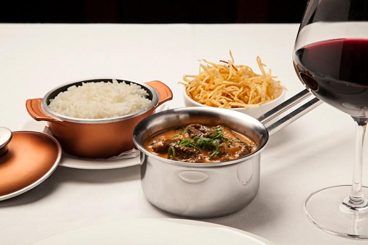 Strogonoff: La Varenne serve receita especial do prato de origem russa