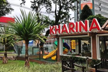 Kharina promove atividade especiais para as crianças durante o mês de julho