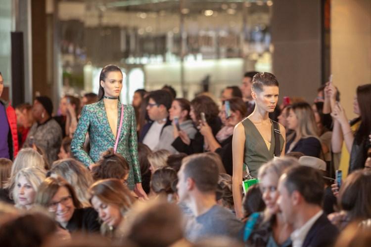 Primeiro dia de Pátio Batel Fashion Walk apresenta novos conceitos de moda