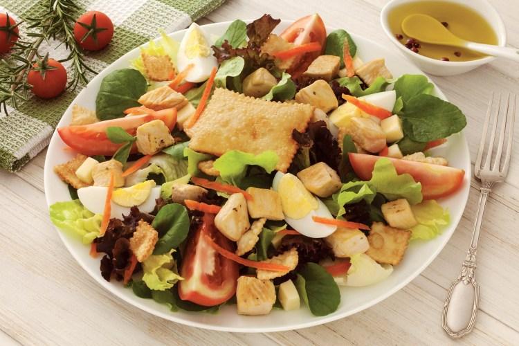 18 saladas para começar bem o #projetoverão