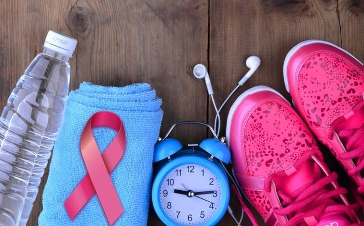 Exercícios físicos ajudam na prevenção do câncer de mama