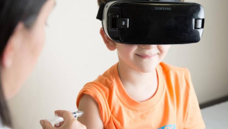 LANAC disponibiliza óculos de realidade virtual para coleta infantil