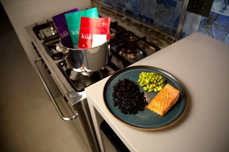 Com alta nos gastos com delivery, Kük auxilia no planejamento alimentar nos gastos com refeições