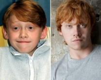 Ruper Grint — Ron (Harry Potter)