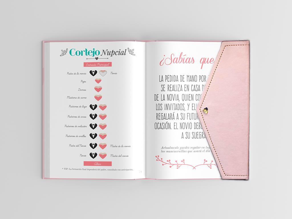 agenda de novia