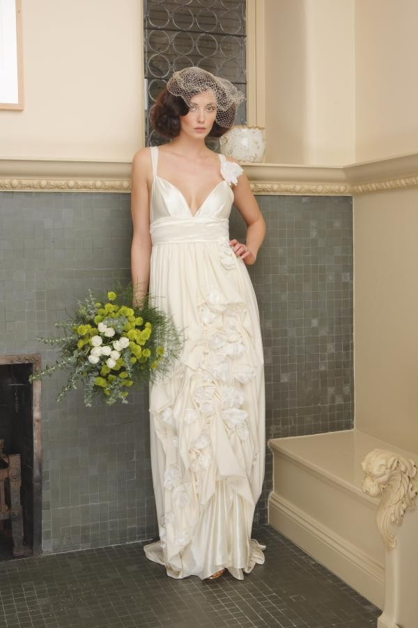 Natural Bridals (Etsy) Eco-Chic Wedding Gowns $6,800
