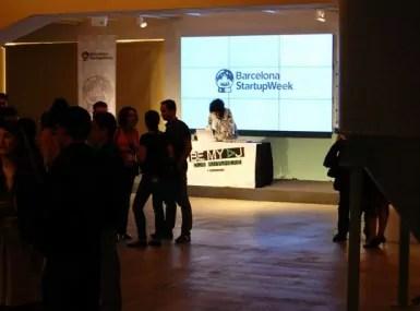 Dj Barcelona Startup Week MissBehaving