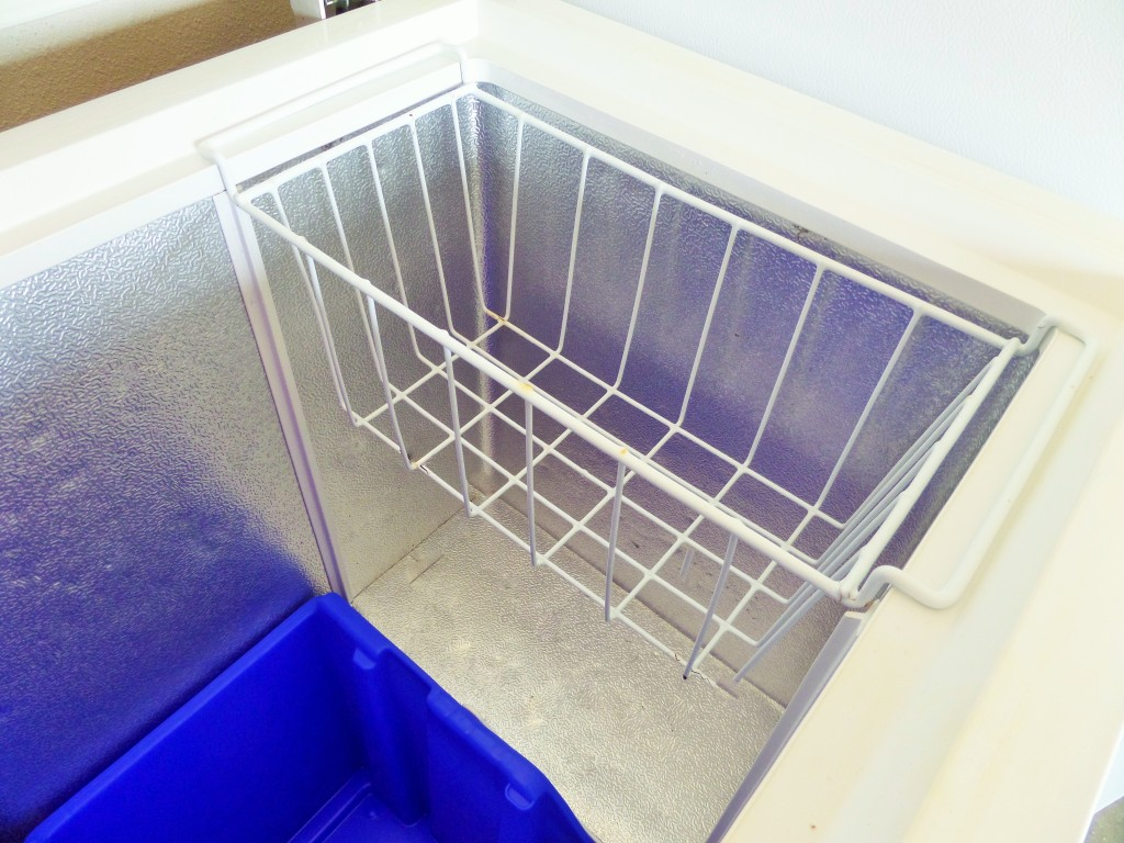 organizing kitchen pacific fan deep freezer organization - be my guest with denise