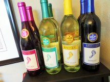Barefoot Wine Mini Bottles