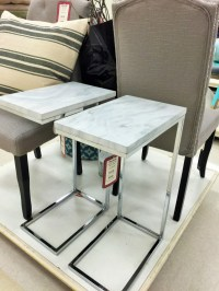 DIY | Marble C-Table Makeover  Be My Guest With Denise