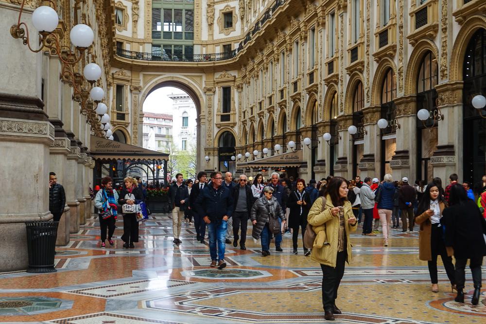 bemymajoradventure-blog-voyage-milan-italie-Galleria Vittorio-Emanuele -II (1)