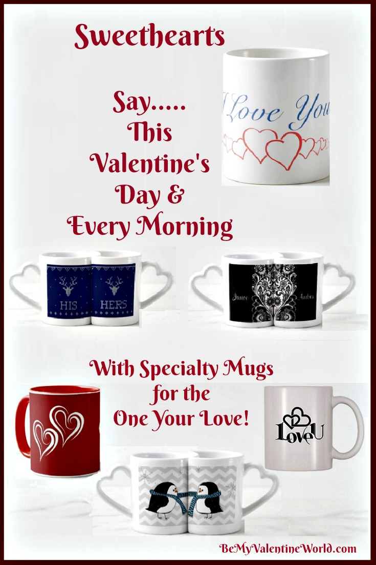Valentines Day Coffee Mugs