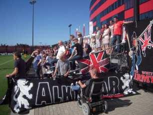 Eerste editie AZ Non-League day, 2012