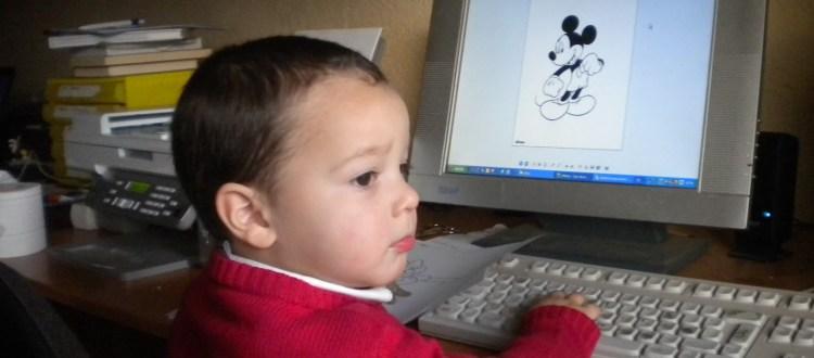 Alejandro, el bloguero protagonista de la entrevista