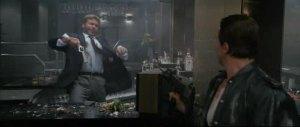 Ejecutor 2. Schwarzenegger el killer