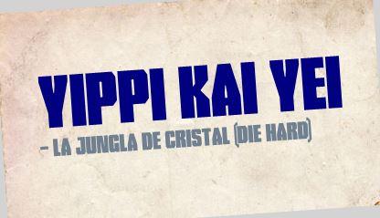 traducciones de películas Die Hard