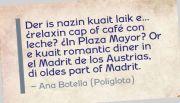 """Diez precursores del """"Relaxing cup of cafe con leche"""""""