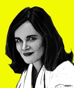 Dibujo de Susana Fadón