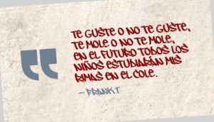 Frank T rap español