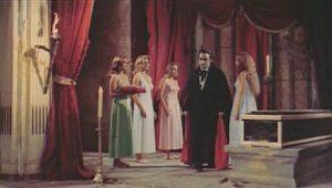 Terror bizarro: Gran amor de Drácula