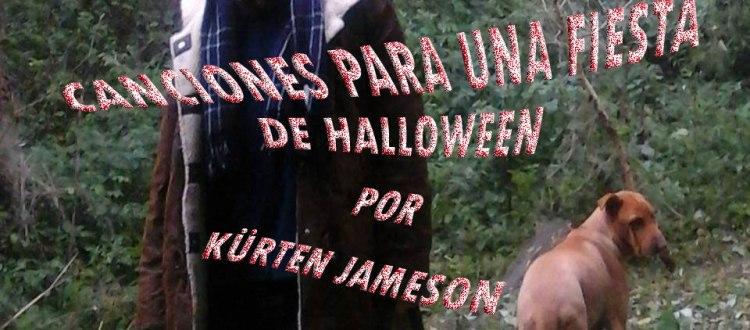 Kürten Jameson Canciones para una fiesta de Halloween