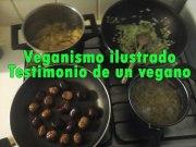 Veganismo ilustrado: Testimonio de un vegano