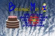 2 años de Benalmadelman: Las búsquedas más raras