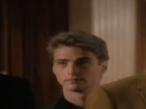 Jason Priestley en Quantum Leap - Brandon