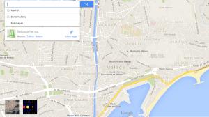 google maps pacman Malaga