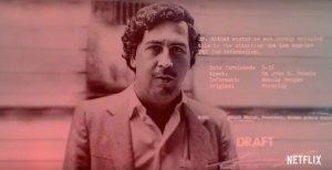 Pablo Escobar - Narcos