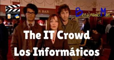 cine de tapa - The IT Crowd - Los Informáticos