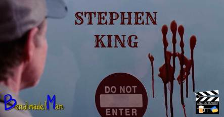 Stephen King y el Dream Team en Cine de Barra