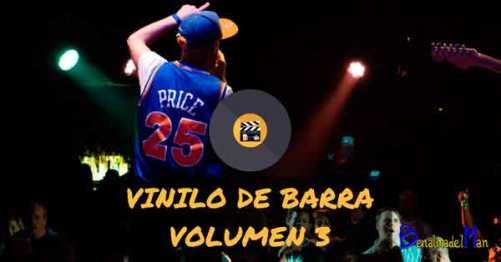 Vinilo de barra - Volumen 3 - blog