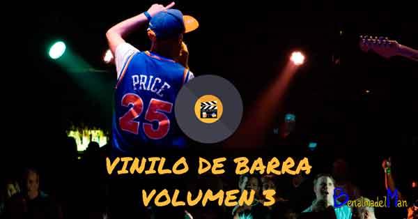 Vinilo de barra - Volumen 3 - blog