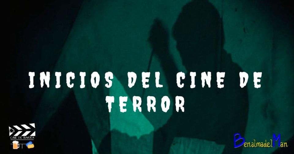 Inicios del cine de terror