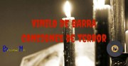 Vinilo de barra: Canciones de terror