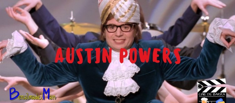 saga austin powers blog